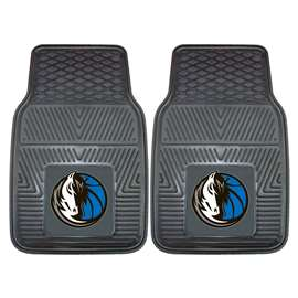 NBA - Dallas Mavericks  2-pc Vinyl Car Mat Set
