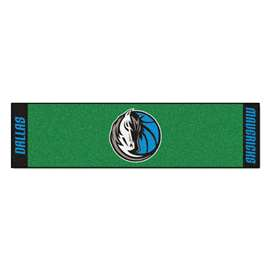 NBA - Dallas Mavericks  Putting Green Mat Golf
