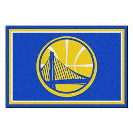 NBA - Golden State Warriors  5x8 Rug Rug Carpet Mats