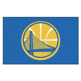 NBA - Golden State Warriors  Ulti-Mat Rug, Carpet, Mats