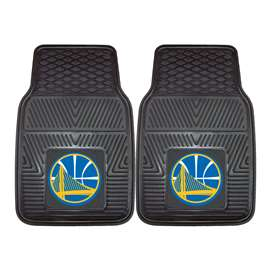 NBA - Golden State Warriors  2-pc Vinyl Car Mat Set