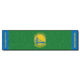 NBA - Golden State Warriors  Putting Green Mat Golf