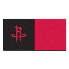 NBA - Houston Rockets  Team Carpet Tiles Rug, Carpet, Mats