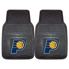 NBA - Indiana Pacers  2-pc Vinyl Car Mat Set