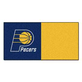 NBA - Indiana Pacers  Team Carpet Tiles Rug, Carpet, Mats