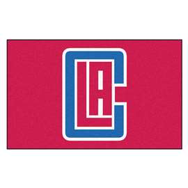 NBA - Los Angeles Clippers  Ulti-Mat Rug, Carpet, Mats