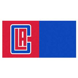 NBA - Los Angeles Clippers  Team Carpet Tiles Rug, Carpet, Mats