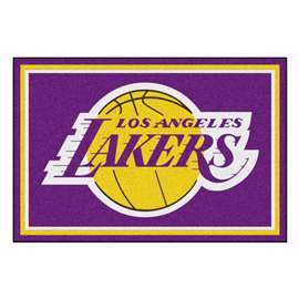 NBA - Los Angeles Lakers  5x8 Rug Rug Carpet Mats