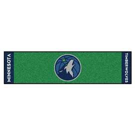 NBA - Minnesota Timberwolves  Putting Green Mat Golf