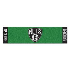 NBA - Brooklyn Nets  Putting Green Mat Golf
