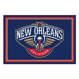 NBA - New Orleans Pelicans  5x8 Rug Rug Carpet Mats