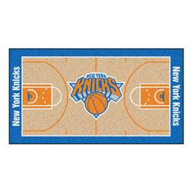 NBA - New York Knicks  NBA Court Large Runner Mat, Carpet, Rug