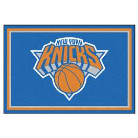 NBA - New York Knicks  5x8 Rug Rug Carpet Mats