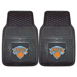 NBA - New York Knicks  2-pc Vinyl Car Mat Set