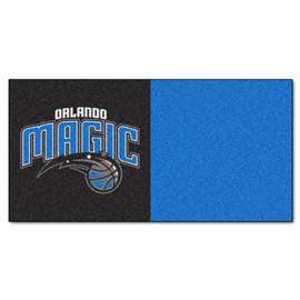NBA - Orlando Magic  Team Carpet Tiles Rug, Carpet, Mats