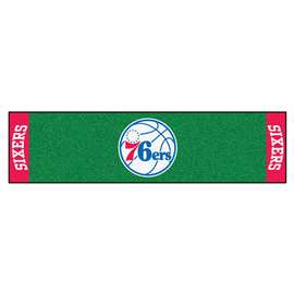 NBA - Philadelphia 76ers  Putting Green Mat Golf
