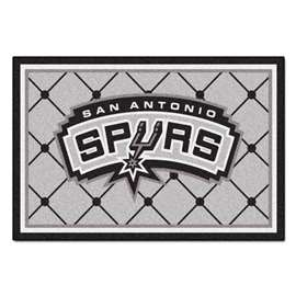 NBA - San Antonio Spurs  5x8 Rug Rug Carpet Mats