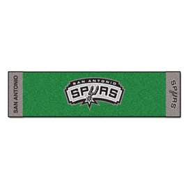 NBA - San Antonio Spurs  Putting Green Mat Golf
