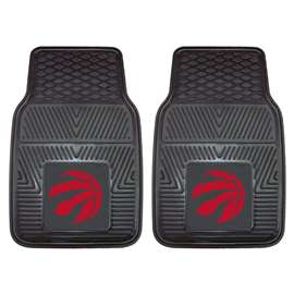 NBA - Toronto Raptors  2-pc Vinyl Car Mat Set