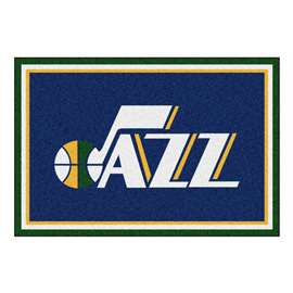 NBA - Utah Jazz  5x8 Rug Rug Carpet Mats