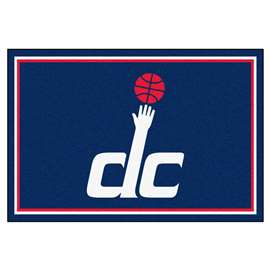 NBA - Washington Wizards  5x8 Rug Rug Carpet Mats