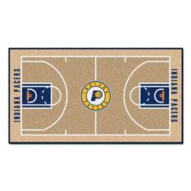 NBA - Indiana Pacers  NBA Court Runner Mat, Carpet, Rug