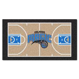 NBA - Orlando Magic  NBA Court Runner Mat, Carpet, Rug