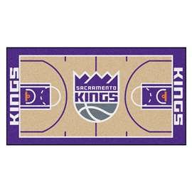 NBA - Sacramento Kings  NBA Court Runner Mat, Carpet, Rug