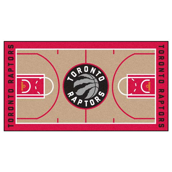 NBA - Toronto Raptors  NBA Court Runner Mat, Carpet, Rug