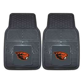 Oregon State University  2-pc Vinyl Car Mat Set