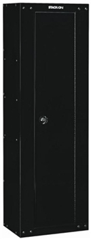 Stack On 8 Gun Cabinet - Black