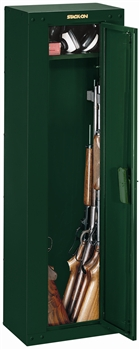 Stack On 8 Gun Cabinet - Green