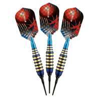 Viper Atomic Bee Blue Soft Tip Darts 16 Grams