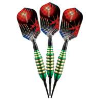 Viper Atomic Bee Green Soft Tip Darts 16 Grams
