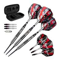 Viper Blitz 95% Tungsten Steel Tip Darts 26 Grams