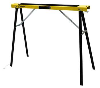 Homak Sawhorse with Handle, Set of 2