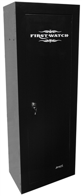 First Watch 10-GUN FIRST WATCH CABINET - BLACK
