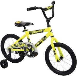 "Huffy Pro Thunder 16"" Boys Bike 2019 Model"