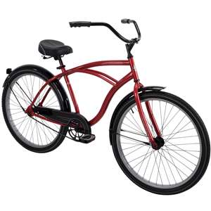 "Huffy Mens Good Vibrations 26"" (Perfect Fit Frame) Cruiser Bicycle Bike"