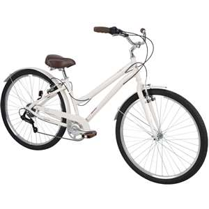"Huffy Ladies Womens Sienna 27.5"" (Perfect Fit Frame) Comfort Bicycle Bike"