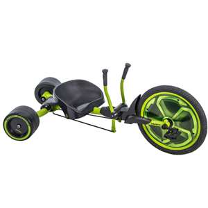 "Huffy 20"" Green Machine Trike"