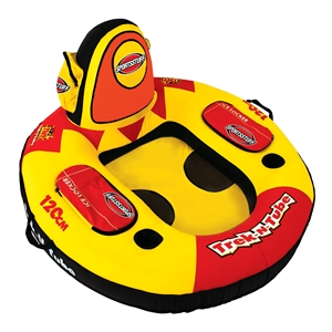 SPORTSSTUFF TREK N TUBE Yellow / Red 50 inches