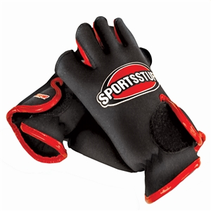 SPORTSSTUFF Watersports Gloves Black Universal
