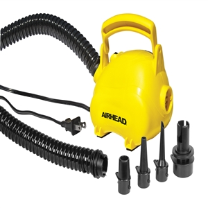 AIRHEAD AIR PIG Pump, 120v Yellow 120v