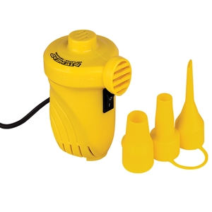 AIRHEAD Air Pump, 12v Yellow 12v