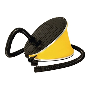 AIRHEAD Foot Pump Yellow X