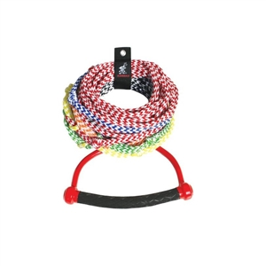 AIRHEAD Ski Rope, 8 Section Multi 8 Section