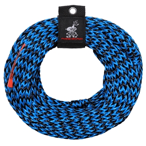 AIRHEAD 3 Rider Tube Rope Blue Up To 3 Person