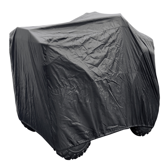 ATV XXL Cover, Nylon, Black Black X-Large