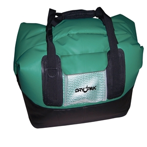 DRY PAK Waterproof Duffel, LG, Green Green Large